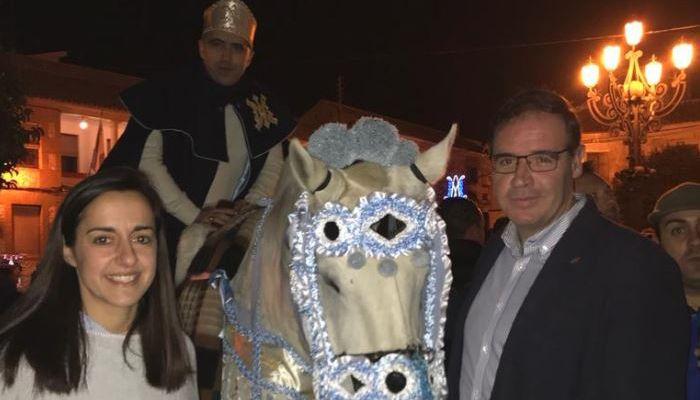 Prieto reivindica el espíritu acogedor de La Mancha Santiaguista durante las fiestas de El Vítor