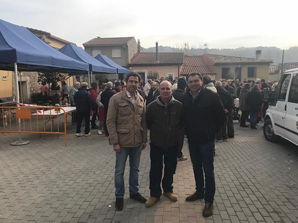 """Robisco asegura que Castilla-La Mancha """"necesita políticas nuevas"""" para combatir la despoblación de las zonas rurales"""