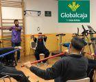 Aframas agradece la ayuda económica de la Fundación Globalcaja gracias a ellos han puesto en marcha su sala multisensorial