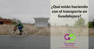 Ahora Guadalajara propone crear un Consorcio Provincial de Transportes para Guadalajara