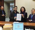 Ahora Guadalajara traslada al Congreso de los Diputados su preocupación por el servicio de Cercanías