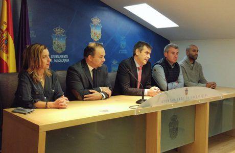 Antonio Román será el candidato del PP a la alcaldía de Guadalajara