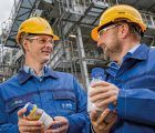BASF fabrica por primera vez productos con plásticos sometidos a reciclaje químico
