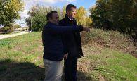 """Carnicero """"La recuperación de la ribera del Henares se está realizando conforme a la autorizado y aprobado por el propio Ayuntamiento, la Junta y la CHT"""""""