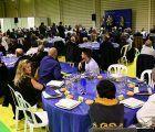 Cerca de 300 afiliados y simpatizantes del PP de Cuenca arropan a Núñez en la tradicional cena de Navidad
