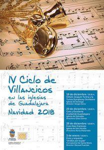 Clausura del exitoso ciclo de villancicos el jueves, 3 de enero, en la Concatedral de Santa María