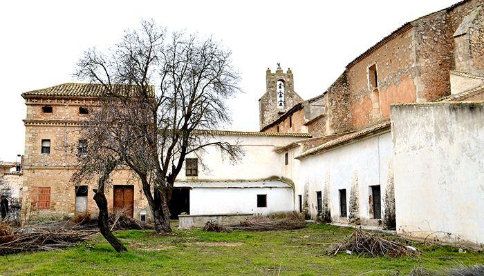Diputación de Cuenca saca a licitación la redacción del proyecto de rehabilitación como hospedería del Convento de San Clemente