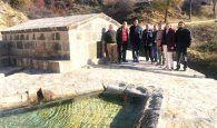 Diputación rehabilita en Poyatos las Fuentes Romana y de la Capilla con una inversión de 70.000 euros