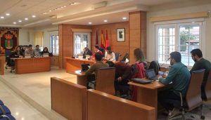 El Ayuntamiento de Cabanillas saca a concurso la venta de la parcela municipal del Polígono SI-20