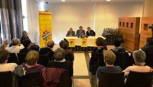 El Ayuntamiento de Cuenca rinde homenaje a 35 voluntarios por su trabajo en el Día Internacional del Voluntariado