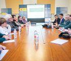 """El delegado del Gobierno pide a los alcaldes de la zona de Sierra Ministra """"confianza en el trabajo de la Guardia Civil"""""""