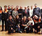 El Gobierno regional agradece a la agrupación de Protección Civil de Brihuega su trabajo en estos diez años