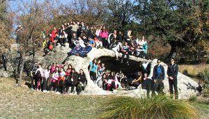 El Programa Somos Deporte 3-18 concluye en Cuenca con éxito las actividades de senderismo de la temporada de otoño