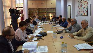 El Subcomité de la ITI valora los 141 proyectos presentados en Cuenca a las convocatorias de expresiones de interés para turismo, eficiencia energética e investigación y desarrollo