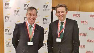 Eurocaja Rural asiste al '14º Encuentro Bancario', donde se abordaron los principales retos del sector financiero