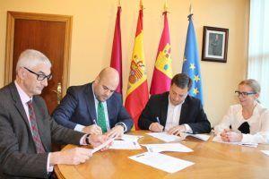 Eurocaja Rural suscribe una operación de financiación con el Ayuntamiento de Albacete