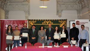 Fundación Eurocaja Rural y UCLM entregan los 4º premios a Trabajos Fin de Grado