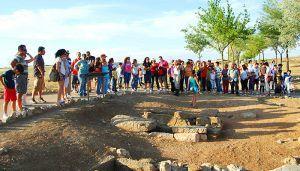 Horario ininterrumpido y visitas guiadas gratuitas, apuestas de Segóbriga para el Puente de la Constitución