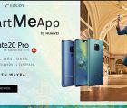 Huawei convoca la segunda edición de los premios #StartMeApp para premiar las mejores Apps Android