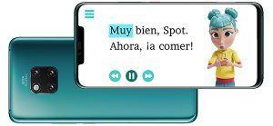 Huawei lanza Storysign, una app para ayudar a los niños sordos a aprender a leer