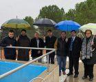 La Agencia del Agua de Castilla-La Mancha avanza en las obras de las nuevas depuradoras de Casas de Benítez y Pozoamargo