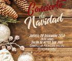 La Banda de la Diputación de Guadalajara ofrecerá el próximo jueves en el San José su tradicional Concierto de Navidad