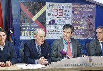 La Copa de España de Voleibol atraerá a Guadalajara a 2.240 deportistas entre el 27 y 30 de diciembre