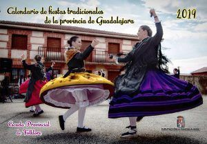 La Diputación de Guadalajara edita el calendario de fiestas tradicionales de 2019