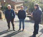 La Diputación de Guadalajara invierte casi 200.000 euros en obras de pavimentación en varios pueblos de la provincia
