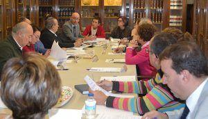 La Junta da voz a los colectivos relacionados con la Sanidad en Guadalajara a través del Consejo de Salud de Área