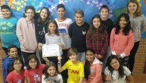 La Junta felicita al colegio público Badiel por conseguir un sello europeo de calidad por un proyecto educativo en inglés