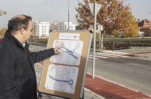 """La mejora de la seguridad vial del Ayuntamiento de Guadalajara llegará también al entorno del complejo deportivo """"Fuente de la Niña"""""""