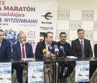 La prueba de atletismo más popular de Guadalajara, reunirá a más de 1.000 corredores en la 19ª edición de la Media Maratón