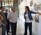 Las comisiones de Urbanismo y Cultura, por Guadalajara y Cuenca In, premiados por el Colegio de Arquitectos de Castilla-La Mancha