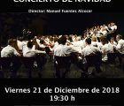Localidades agotadas para el concierto benéfico del viernes, 21 de diciembre, en el Buero Vallejo
