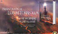 Luis Miguel Torrecilla Cañas presenta 'El amuleto de Dalkarén' el 14 de noviembre