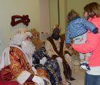 Más de 200 niños y niñas entregaron sus cartas a los Reyes Magos en la Sala Iberia de Cuenca