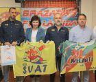 Más de 300 nadadores nadarán 100.000 metros contra la ELA en Tarancón