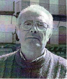 Manuel Terrín, ganador del premio de poesía José Antonio Ochaíta 2018 de la Diputación de Guadalajara