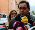 """Núñez califica de """"irresponsabilidad manifiesta"""" que Page renuncie a realizar las obras de las Urgencias del Hospital de Toledo"""