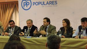 """Núñez está convencido de que Cañizares """"ofrece el cambio político serio y solvente que necesita Ciudad Real para coger impulso"""""""