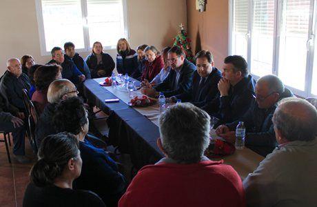 Núñez recuerda que el ATC de Villar de Cañas situaría a la provincia de Cuenca a la vanguardia del país en modernidad, investigación e innovación