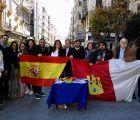 NNGG homenajea a la Constitución en Cuenca