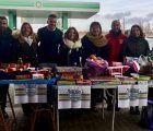 NNGG Villanueva de la Torre se suma a la campaña ¨Populares Solidarios¨