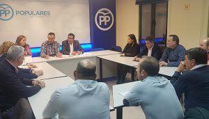 Preocupación entre los alcaldes del PP ante el grave problema de despoblación que sufre Ciudad Real y el abandono del medio rural por parte de los socialistas