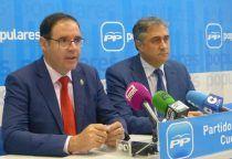 Prieto aclara que no será candidato a la Alcaldía de Cuenca seguirá presentándose por Fuentelespino de Haro