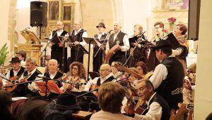 Siete rondas le cantan a la Navidad en el II Certamen de Villancicos de Almonacid de Zorita