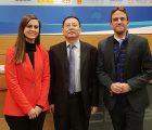 'Guadalajara Empresarial', presente en un encuentro con el viceministro de Comercio de China, Wang Bingnan