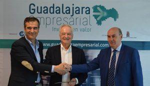 """""""Guadalajara Empresarial"""" hace un balance positivo de su primer año de vida"""