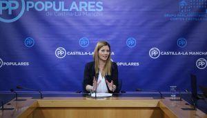 Agudo asegura que mientras Page representa los incumplimientos y el pasado, el PP es el presente y el futuro con medidas serias para mejorar la vida de los castellano-manchegos